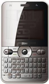 ZTE Xiang image on imei.info