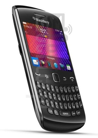BLACKBERRY 9350 Curve image on imei.info