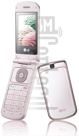 LG GD310 image on imei.info