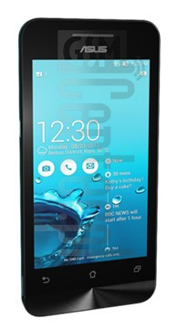 IMEI Check ASUS Zenfone 4 on imei.info