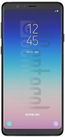 SAMSUNG Galaxy A6s image on imei.info