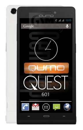 QUMO Quest 601 image on imei.info