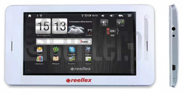 IMEI Check REELLEX TAB-701 on imei.info