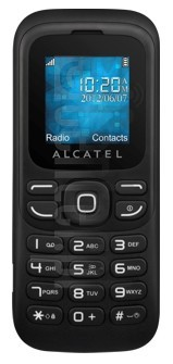 ALCATEL OT-232 image on imei.info