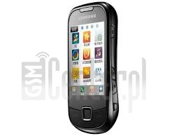 IMEI Check SAMSUNG W289 on imei.info
