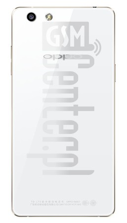 OPPO R1S image on imei.info