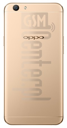 IMEI Check OPPO A59 on imei.info