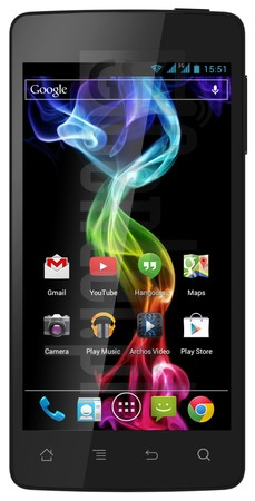 ARCHOS 45 Platinum image on imei.info