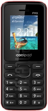 IMEI Check CoolPAD F113 on imei.info