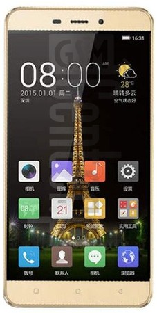 GIONEE P7 Max image on imei.info