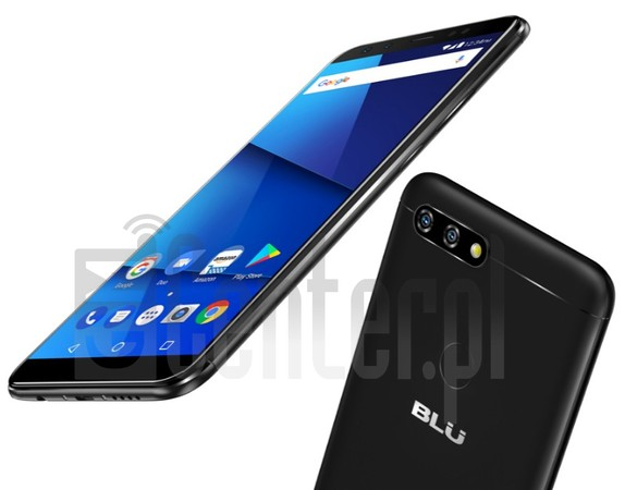 BLU Vivo X image on imei.info
