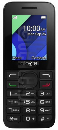 ALCATEL 1054D image on imei.info