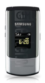 SAMSUNG M320 image on imei.info