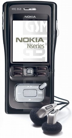 NOKIA N91 Music Edition image on imei.info