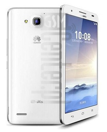 HUAWEI Honor 3X G750 image on imei.info