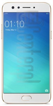 OPPO F3 image on imei.info