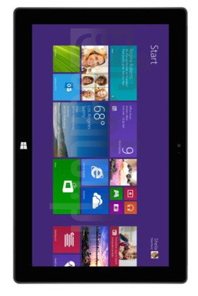 MICROSOFT Surface Pro 2 128GB image on imei.info