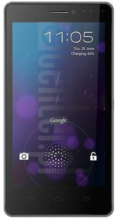 XOLO X700 image on imei.info
