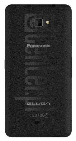 PANASONIC Eluga S image on imei.info