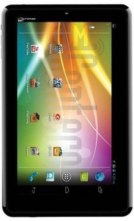MICROMAX Funbook 3G P600 image on imei.info