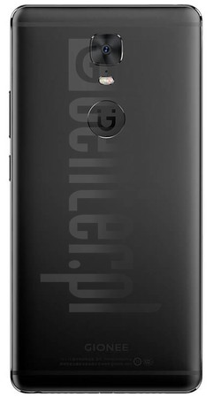 GIONEE M6S Plus image on imei.info