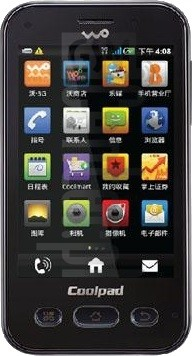 IMEI Check CoolPAD W713 on imei.info