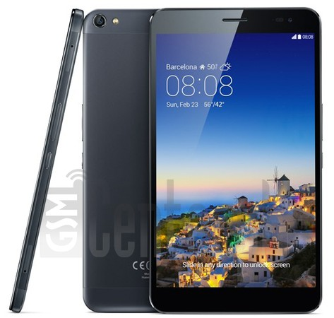 HUAWEI MediaPad Honor X1 image on imei.info