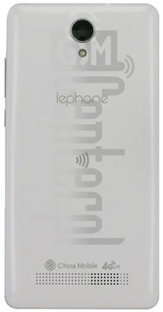 LEPHONE T16 image on imei.info
