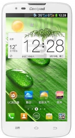 CoolPAD 7295 image on imei.info