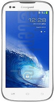 CoolPAD 5870 image on imei.info