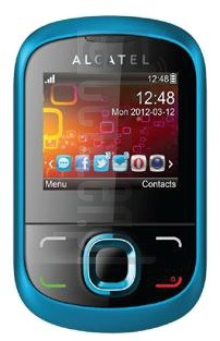 ALCATEL OT-595 image on imei.info