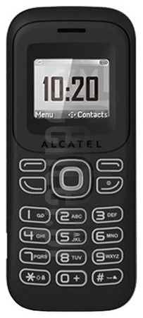 ALCATEL OT-132 image on imei.info
