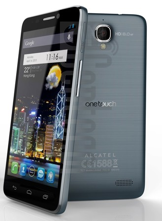 ALCATEL OT-6030 One Touch Idol image on imei.info