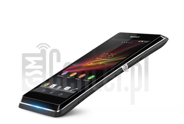 SONY Xperia L C2105 image on imei.info