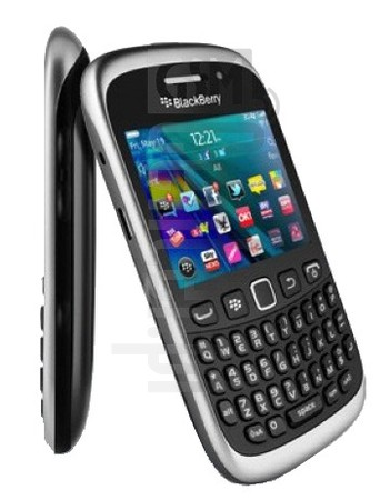 BLACKBERRY 9320 Curve image on imei.info