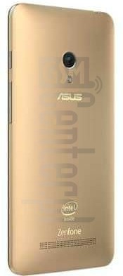 ASUS Zenfone 5 A500CG image on imei.info
