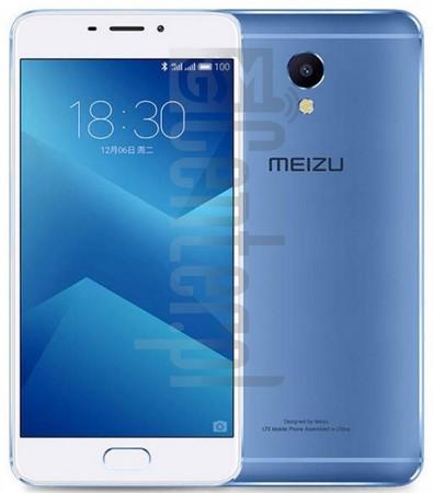 MEIZU M5 Note Specification - IMEI info