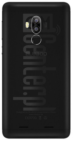 BLUBOO D1 image on imei.info