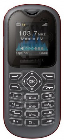 ALCATEL OT-208 image on imei.info