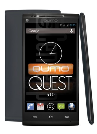 QUMO Quest 510 image on imei.info