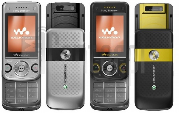 IMEI Check SONY ERICSSON W760i on imei.info