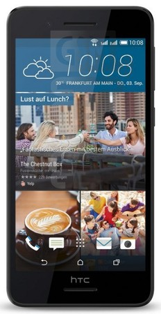 HTC Desire 728G - Full phone specification - IMEI.info