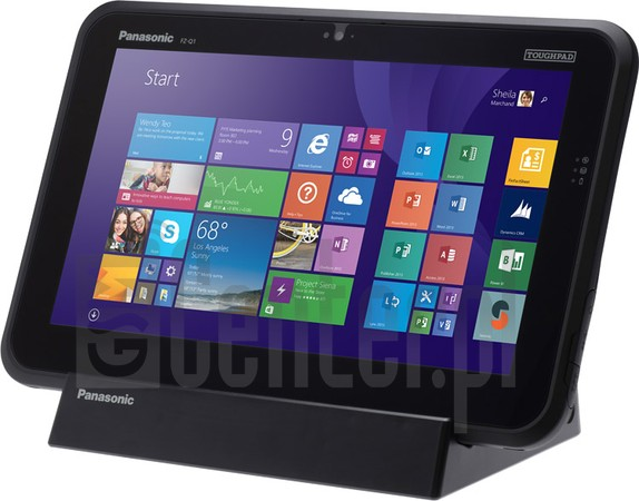 PANASONIC Toughpad FZ-Q1 Performance image on imei.info