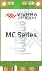 IMEI Check SIERRA WIRELESS MC7430 on imei.info