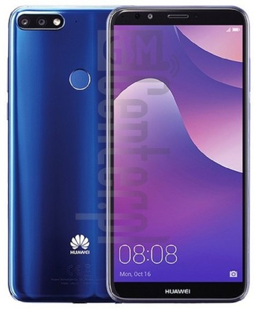 IMEI Check HUAWEI Y7 Prime 2018 on imei.info