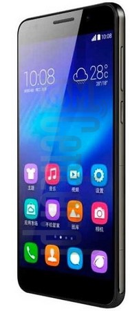 HUAWEI 	Honor 6 Extreme Edition	 image on imei.info