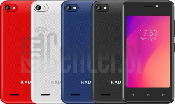 IMEI Check KXD W40 on imei.info