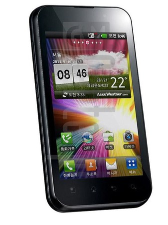 LG Optimus Q2 image on imei.info