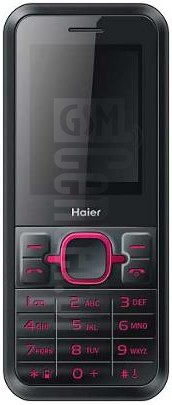 HAIER M159 image on imei.info