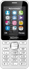 IMEI Check NOVEY 225 on imei.info